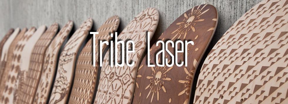 Custom Laser Engraved Skateboards